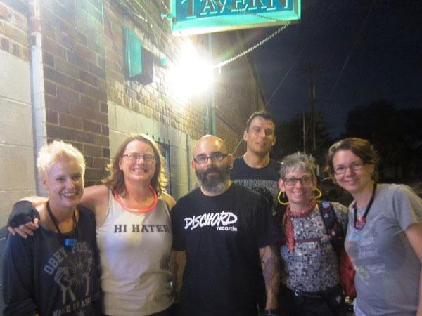 FBC 02 Riders at Wilburn Street Tavern