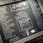 FBC 09 Jed's Beverage Board