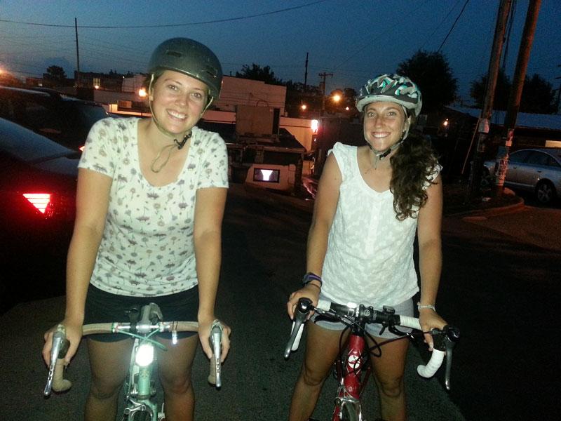 FBC 14 Riders at Drifter's